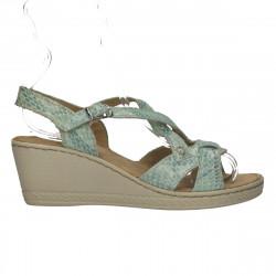 Sandale moderne, piele naturala, femei