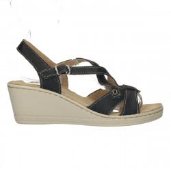 Sandale comode, piele naturala, model clasic
