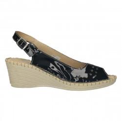 Sandale dama, piele...