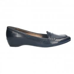 Pantofi negri, dama, piele naturala