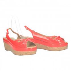 Sandale femei cu platforma,...