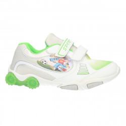 Pantofi sport, baieti, alb...