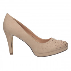 Pantofi Femei de gala, bej,...