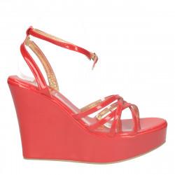 Sandale fashion, cu barete,...