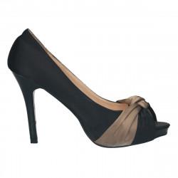 Pantofi eleganti, negri cu...