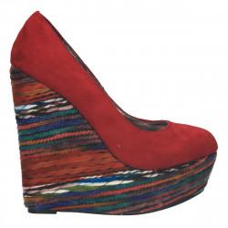 Pantofi boho, cu platforma...