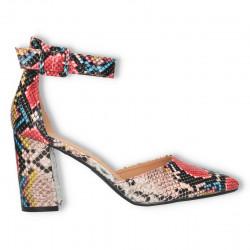 Pantofi de vara, imprimeu...