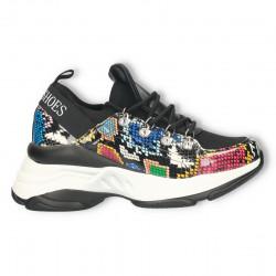 Sneakers cu talpa groasa,...