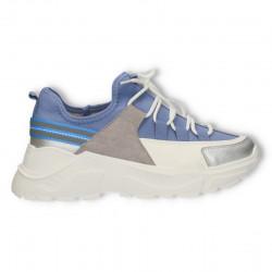 Sneakers urbani de dama, talpa inalta
