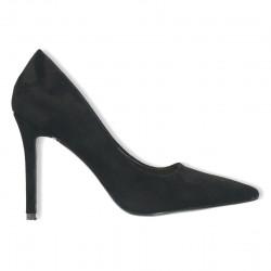 Pantofi stiletto, negri, eleganti