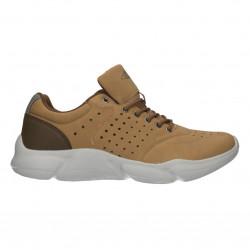 Sneakers barbatesti, culoarea mustariu