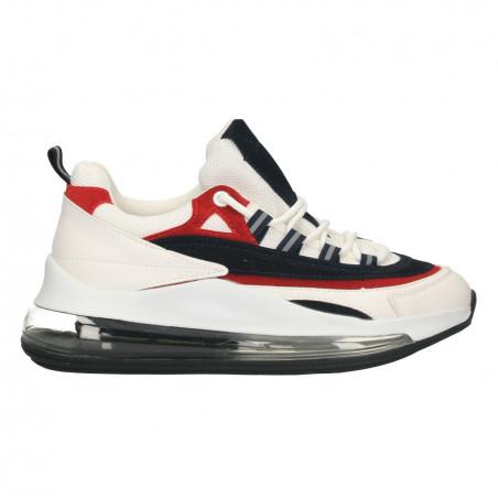 Sneakers moderni, talpa transparenta