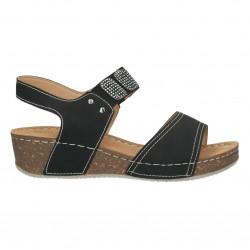 Sandale comode, cu platforma mica