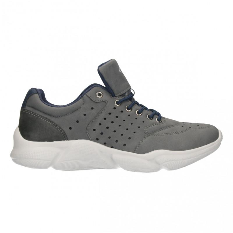 Sneakers cu perforatii, pentru barbati