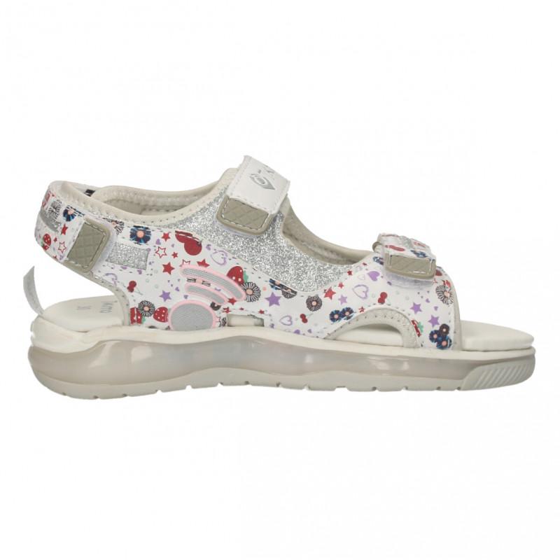 Sandale comode, pentru fetite