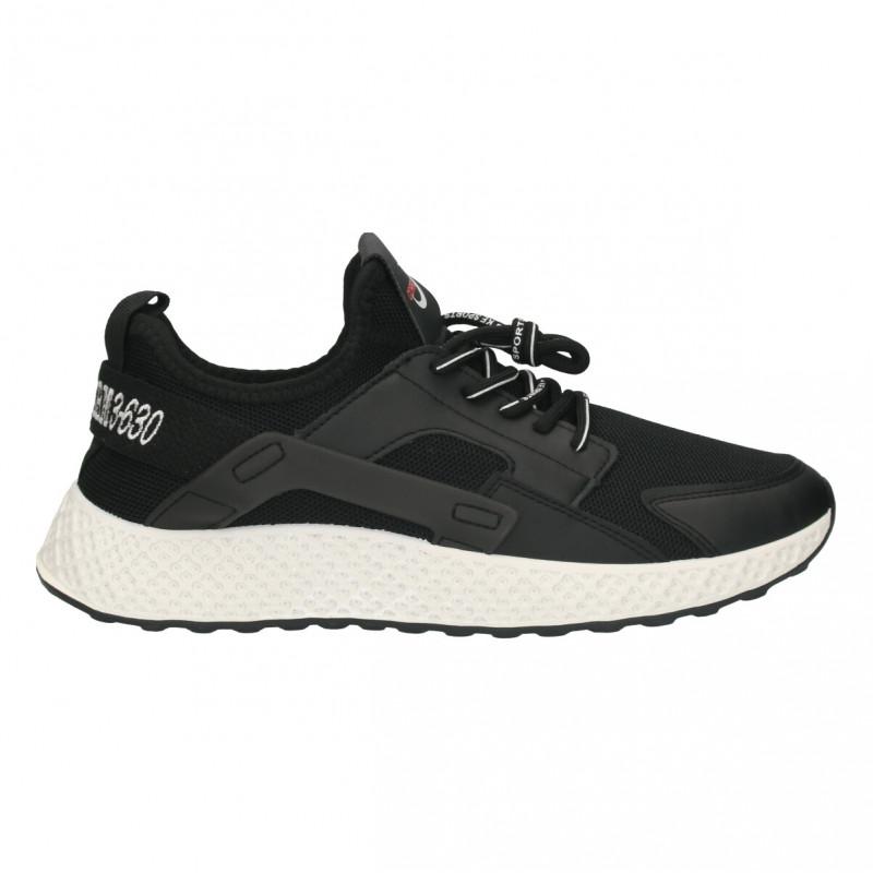 Pantofi sport, negri, barbati