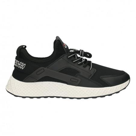 Pantofi sport, barbatesti, negri