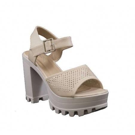 Sandale cu platforma mare, pentru femei