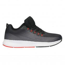 Pantofi sport, barbatesti, imprimeu zebra