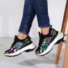 Sneakers cu talpa groasa, pentru femei