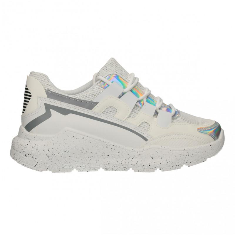 Sneakers sport, talpa inalta, pentru femei