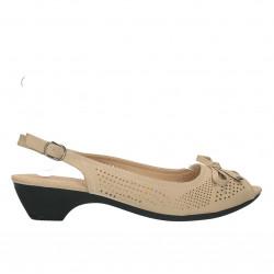 Sandale femei, decupate,...