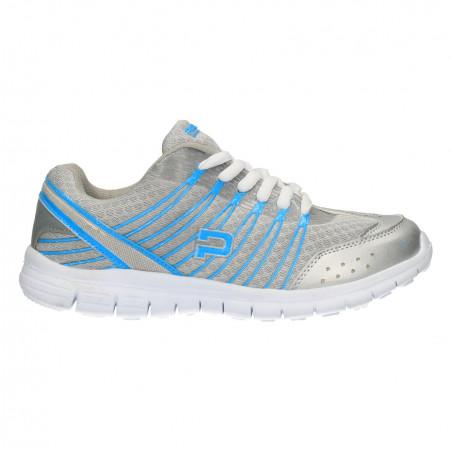 Pantofi sport femei, culoarea gri
