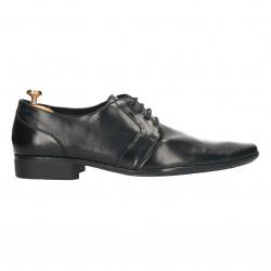 Pantofi barbati, eleganti, din piele ecologica