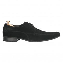 Pantofi de gala, din piele...