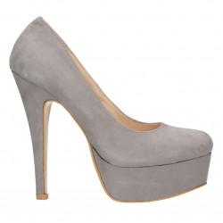 Pantofi dama, cu platforma...
