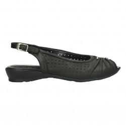 Sandale piele naturala, pentru femei