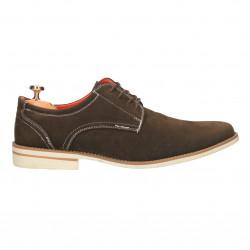 Pantofi business, maro, pentru barbati