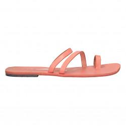 Papuci dama, pe deget, piele naturala box