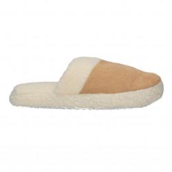 Papuci de casa, cu blana, pentru femei