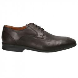 Pantofi eleganti, maro, din piele naturala