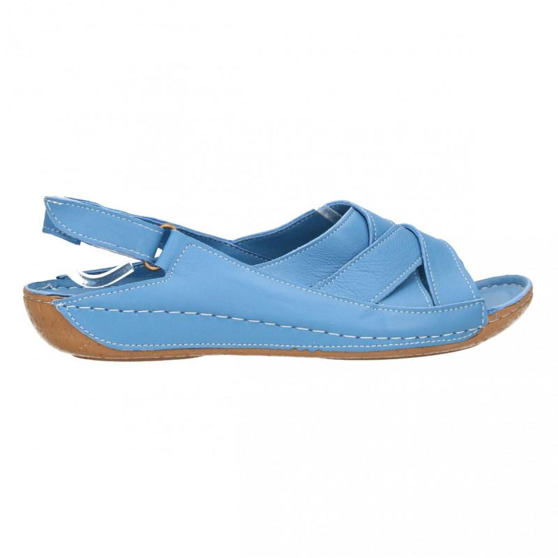 Sandale foarte comode, din piele naturala