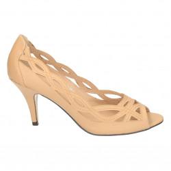 Pantofi femei decupati, cu...