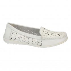 Pantofi femei mocasini, din...