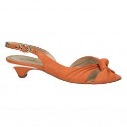 Sandale femei, cu toc mic,...