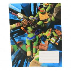 Caiet cu patratele, Turtles