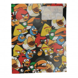 Caiet cu patratele, Angry Birds