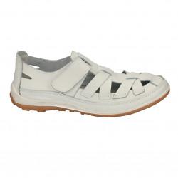 Pantofi femei decupati, din...