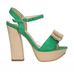Sandale cu platforma,...