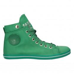Bascheti verzi, stil urban, pentru femei