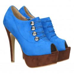 Sandale albastru blue ciel...