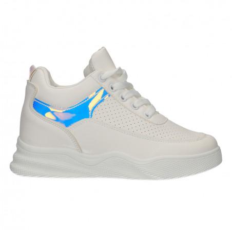 Pantofi sport dama, platforma interioara