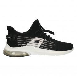 Pantofi sport barbati, negri, slip on
