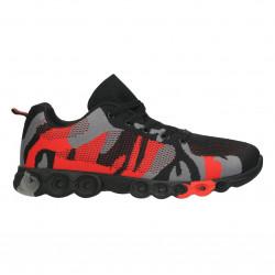 Pantofi sport barbatesti, military rosu