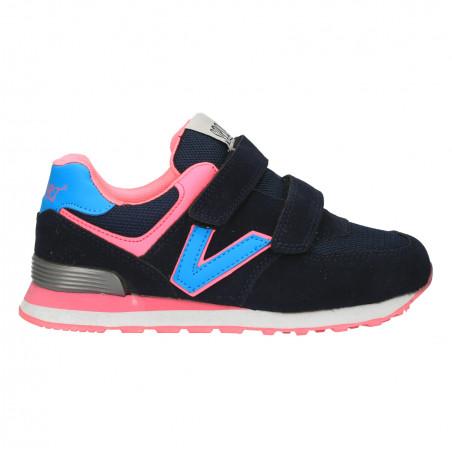 Pantofi fete, sport, moderni, cu scai