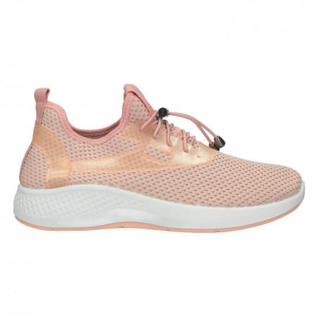 Sneakers glami, roz, stil sport, pentru femei